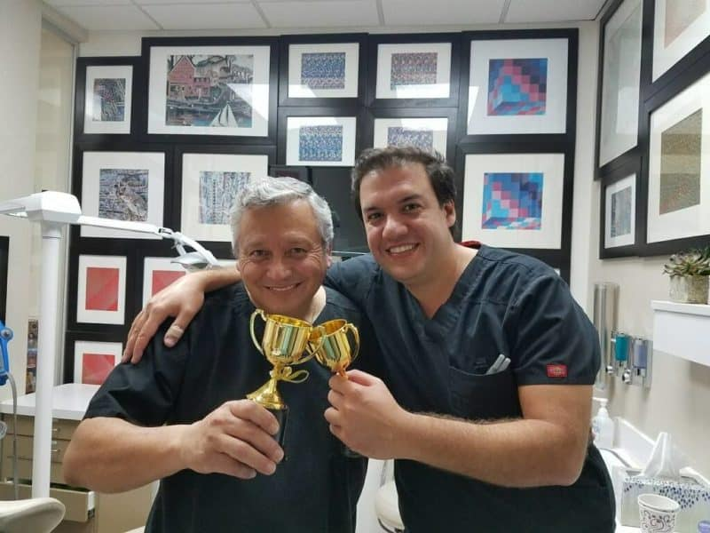 Award Wining Dental Staff