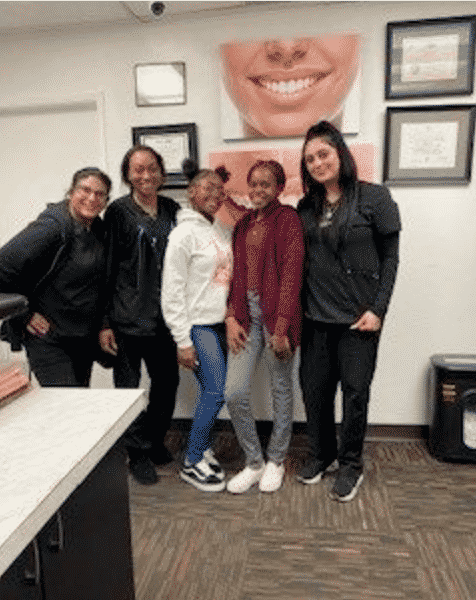 Happy orthodontic patients from South Bay Dentistry & Orthodontics