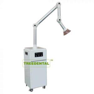 External Oral Suction Device UV-C Irradiation + Plasma sterilization