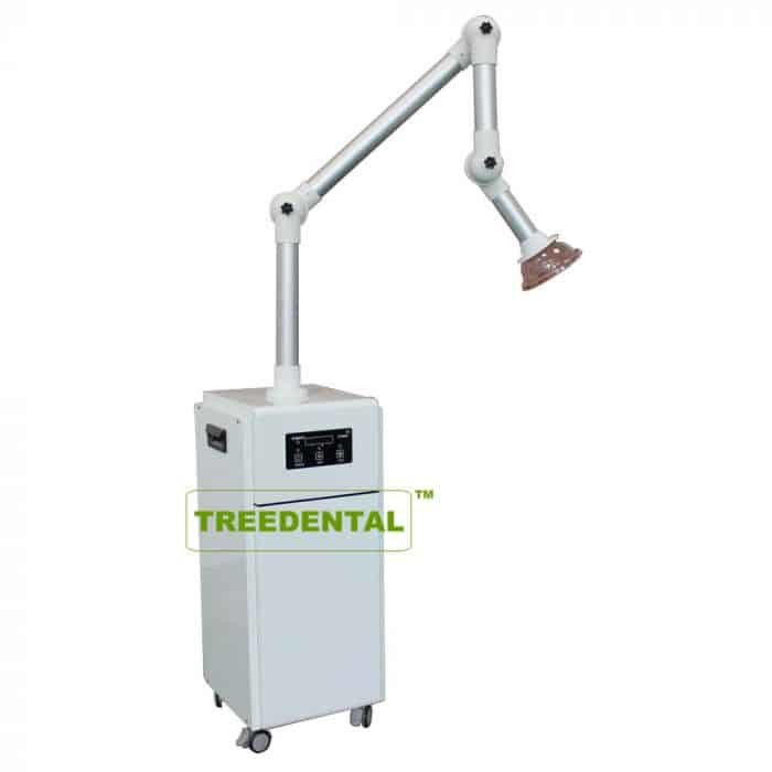 External Oral Suction Device UV-C Irradiation + Plasma sterilization
