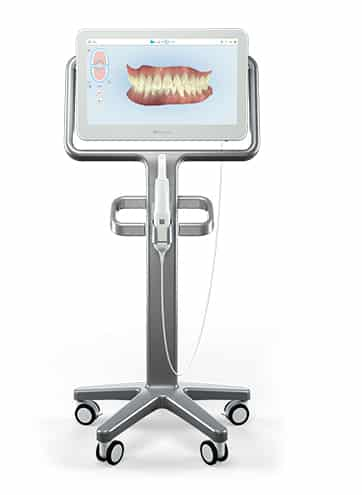 iTero 3D Dental x-ray system